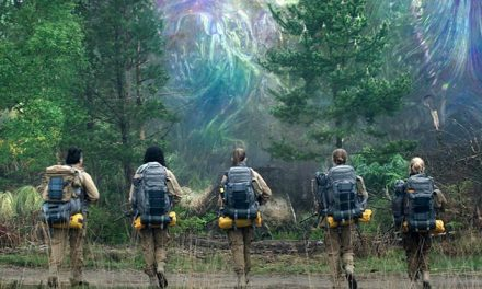 Weird science: Latest Annihilation trailer hits