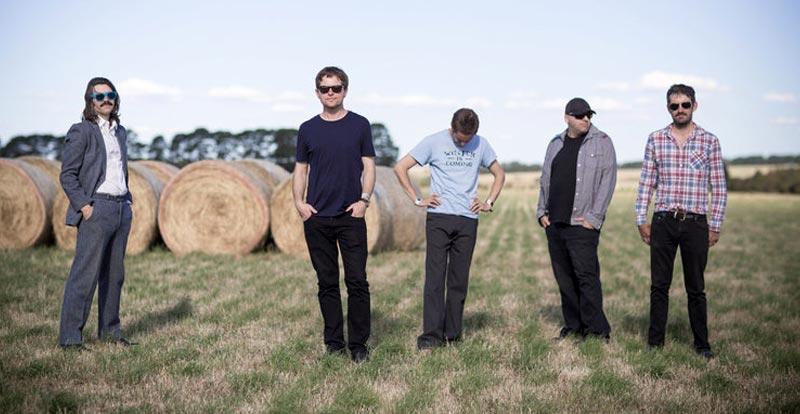 Augie March are back with 'Bootikins'