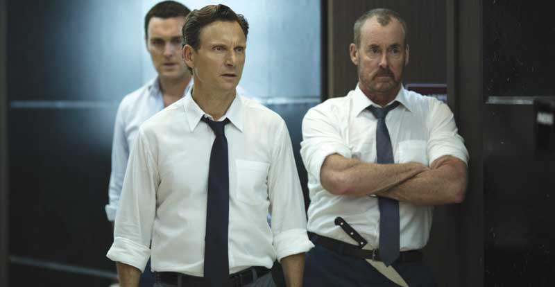 The Belko Experiment on DVD and Blu-ray, January 10