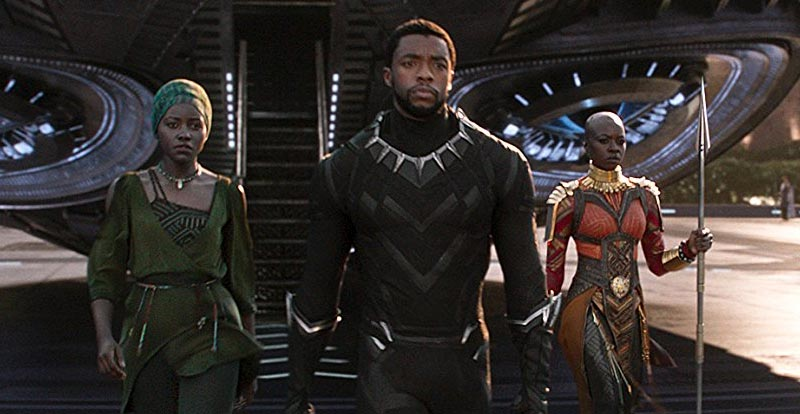 Hail to the king – new Black Panther footage