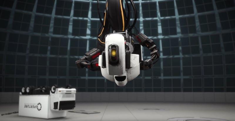 Want a new Portal? Build a bridge!