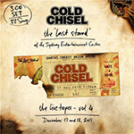 Cold Chisel The Last Stand Of The Sydney Entertainment Center