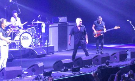 Cold Chisel, 'Live Tapes Vol 4: The Last Stand of the Sydney Entertainment Centre' review