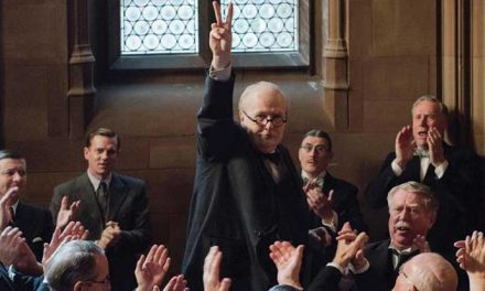 Interview with Gary Oldman – Darkest Hour