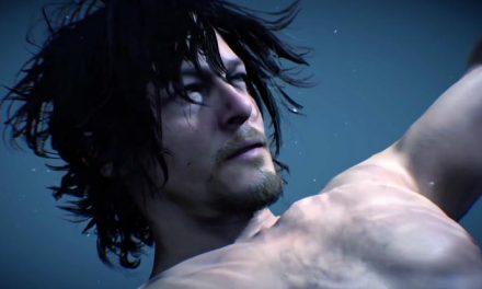 Watch 8 minutes of Kojima's Death Stranding