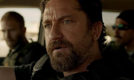 Gerard Butler enters the Den of Thieves