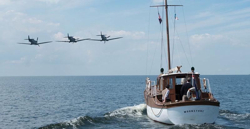 Dunkirk Scene