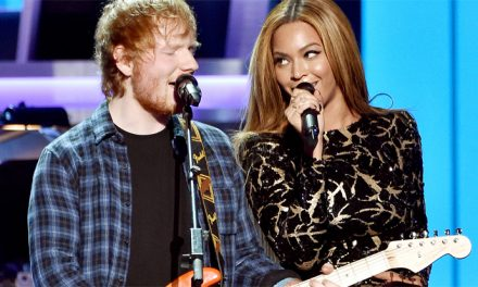 Ed Sheeran duets with Beyonce on re-recording of 'Perfect'