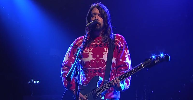 All I Want for Christmas Is Foo…