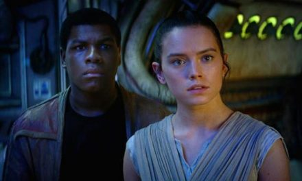 The Force Awakens trailer – Infinity War style!