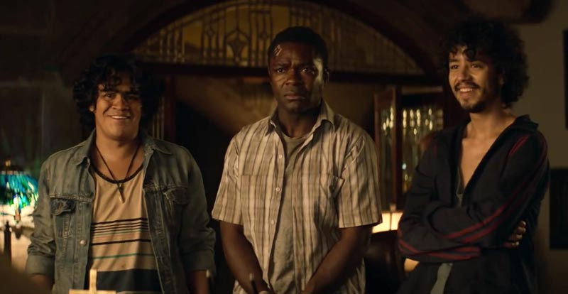 Gringo – Edgerton brothers' latest heads south of the border