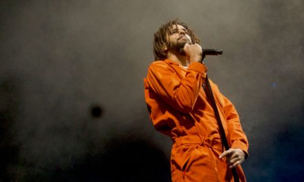 J. Cole @ Margaret Court Arena – live review