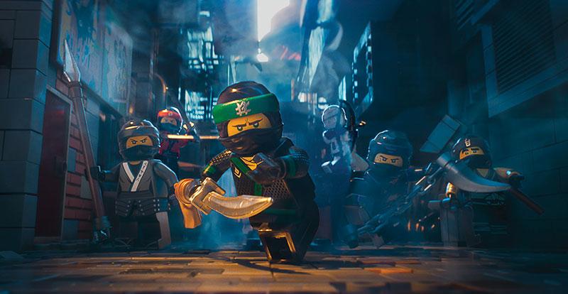 The LEGO Ninjago Movie on DVD, Blu-ray, UV and 4K December 20