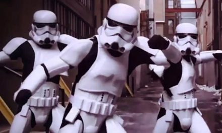 The MMMBop Strikes Back – Star Wars characters sing it