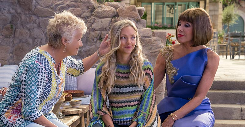 Mamma Mia! Here We Go Again with a new trailer