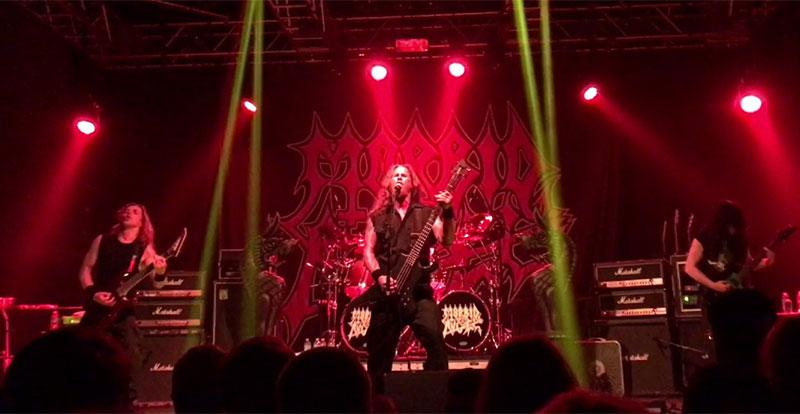 Morbid Angel, 'Kingdoms Disdained' review