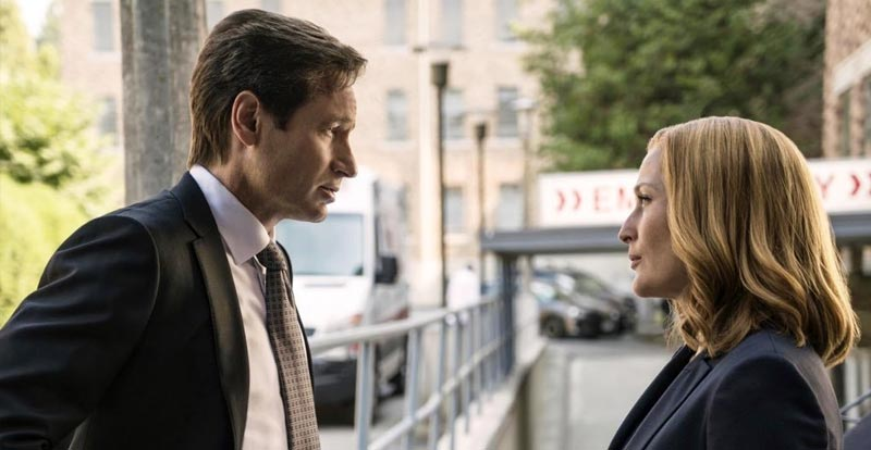 Let's talk about sex with Mulder and Scully