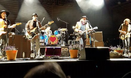 Neil Young & Promise of the Real, 'The Visitor' review