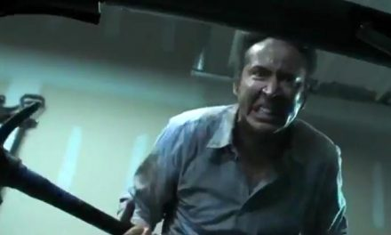 Nic Cage loses his *BLEEP* in Mom and Dad trailer