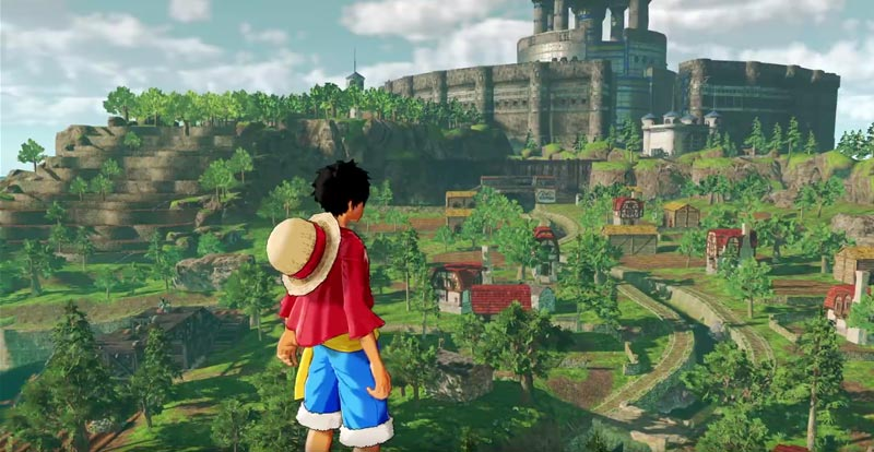 One Piece, two games – new in 2018