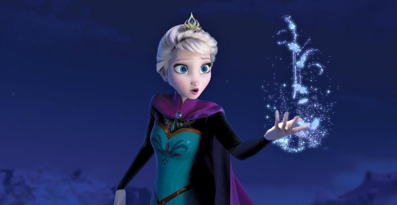 Princessing 101 - Frozen