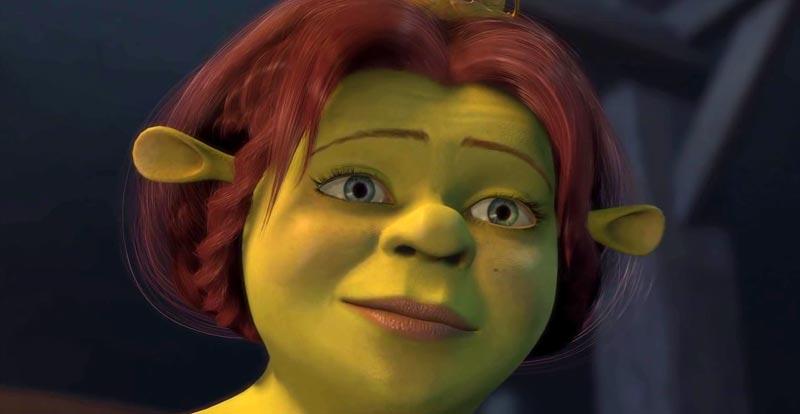 Princessing 101 - Shrek