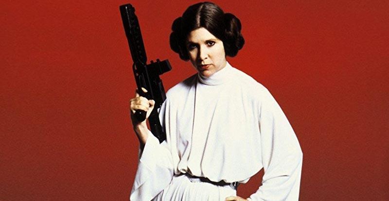 Princessing 101- Star Wars