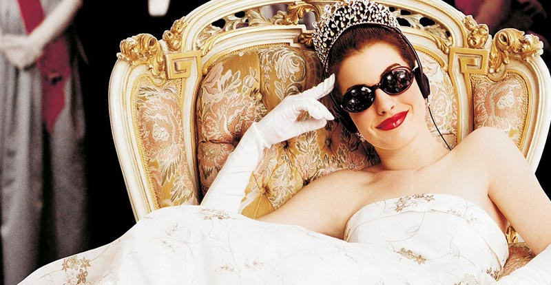 Princessing 101- The Princess Diaries