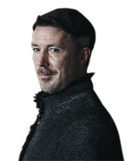 Aidan Gillen as Little Finger