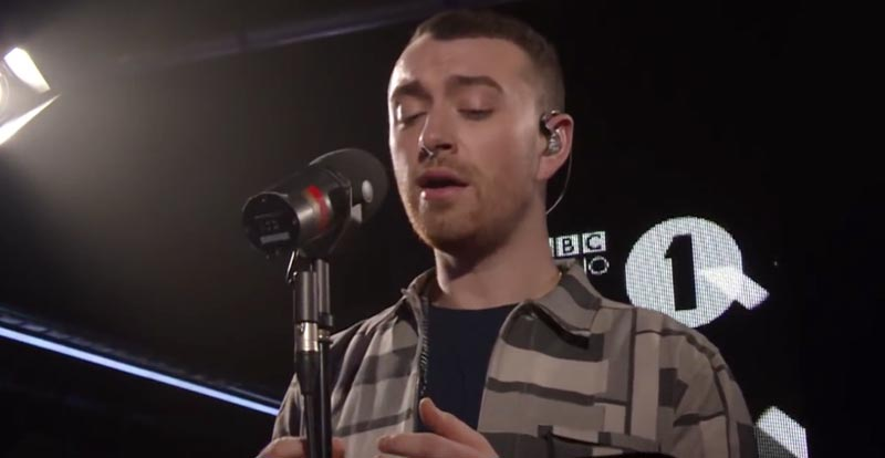 Sam Smith sings 'Have Yourself a Merry Little Christmas'