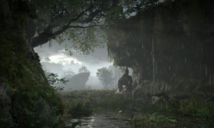 Shadow of the Colossus dated and detailed
