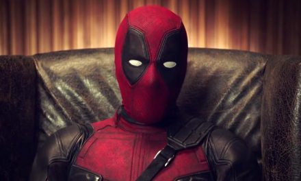 Deadpool gets inky at Brazil Comic Con