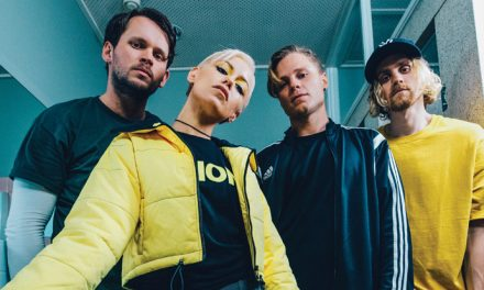 A Q&A with Jenna McDougall of Tonight Alive