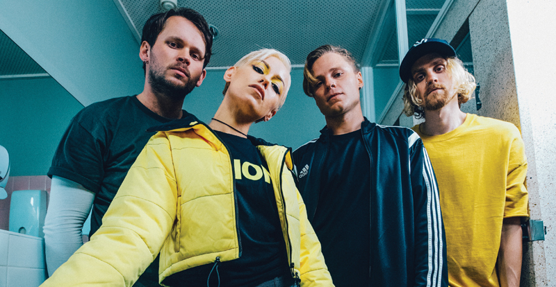 Tonight Alive, 'Underworld' review