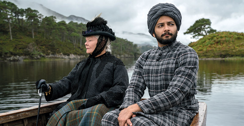 Victoria and Abdul on DVD and Blu-ray December 13
