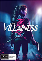 Villainess DVD Cover