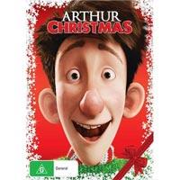 Advent calendar 2020 - Arthur Christmas