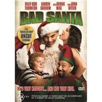 Advent calendar 2020 - Bad Santa