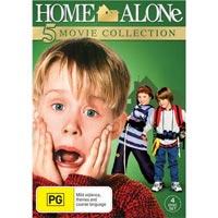 Advent calendar 2020 - Home Alone