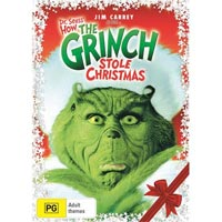 Advent calendar 2017 - How the Grinch Stole Christmas