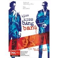 Advent calendar 2017 - Kiss Kiss Bang Bang