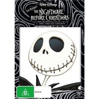 Advent calendar 2017 - The Nightmare Before Christmas