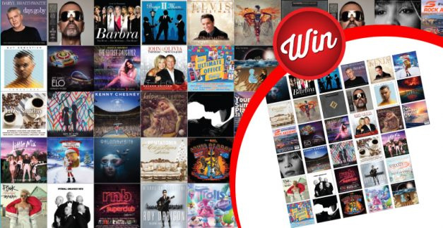 Want to win 33 albums?