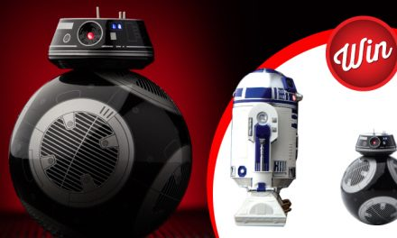 Win a Sphero R2-D2 and a BB-9E Droid