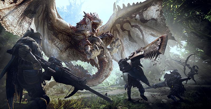 A Whole New World – Monster Hunter World