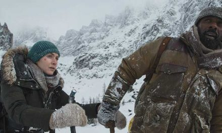 The Mountain Between Us on DVD, Blu-ray and 4K January 10