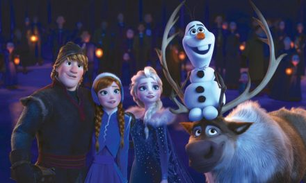 Interview with Josh Gad – Olaf's Frozen Adventure