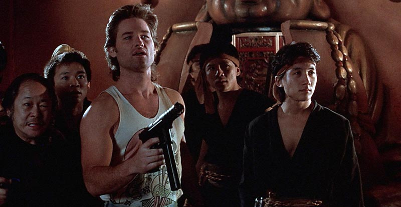 remakes - Big Trouble in Little China