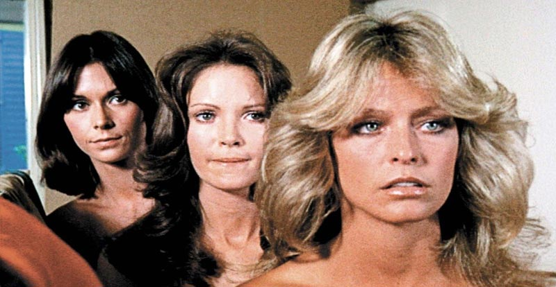 remakes - Charlie's Angels