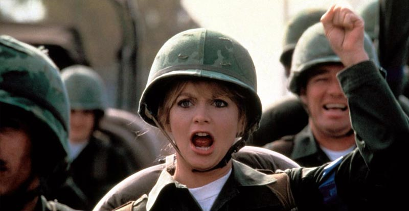 remakes - Private Benjamin